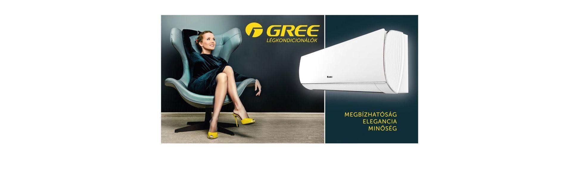 Gree légkondícionálók