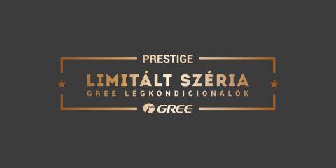 Gree Prestige klímák